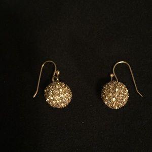 Stella & Dot Soirée Drop Earrings